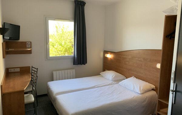 Chambre Eco simple
